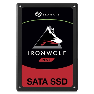 SEAGATE IronWolf 110 SSD 240GB NAS Diski 2.5'' Dahili Sata 3.0 560MBS/s 3D TLC ZA240NM10011